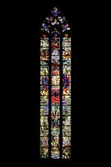 gothic church window