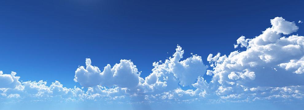 空 雲  cloud sunny sky