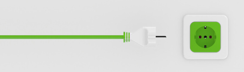 Green Power Plug