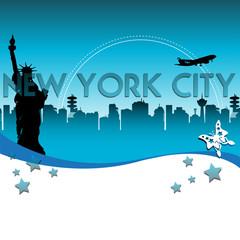 New York City greeting