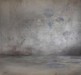 Fotorolgordijn Stenen old room