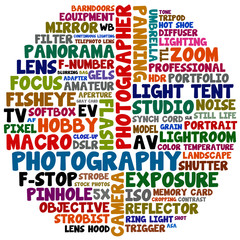 photography words