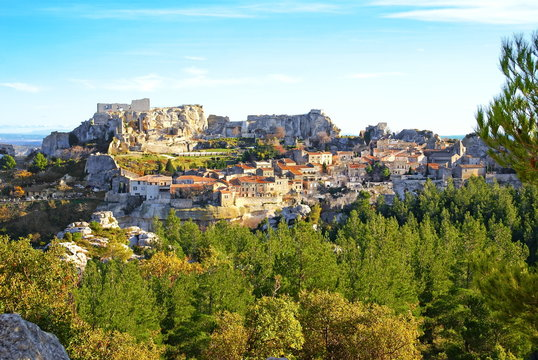 Village des Baux de Provence