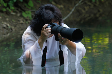 photography in water