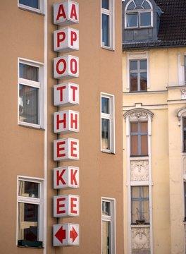 Apotheke-Quader