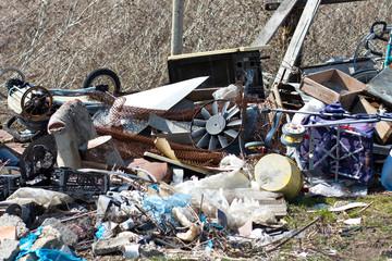 heap of garbage