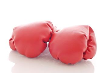 Fototapeta Two Boxing Gloves obraz