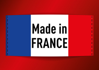 Etiquette_Made in france