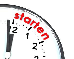 Starten