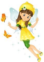 Keuken foto achterwand Magische wereld Fatina limoncina-Lemon fairy