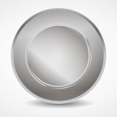 Blank silver seal