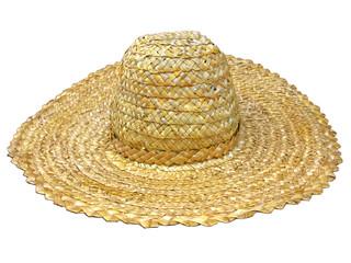 traditional ukrainian straw hat