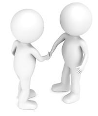The Handshake.