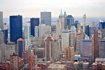 New York City Skyline - Manhattan