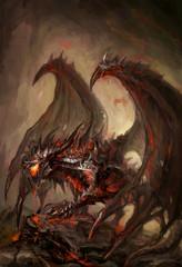 armored dragon