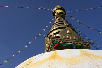 Stupa de Swayambunath