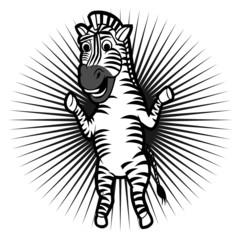 zebra character vector