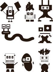 Robot Virus