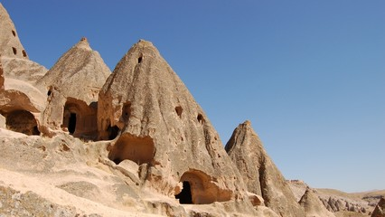 Fairy chimneys of Cappdoccia