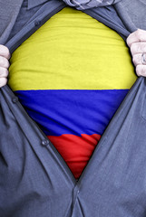 Colombian Businessman