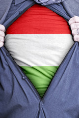 Hungarian Businessman
