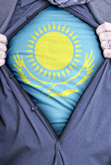 Kazakhstani Businessman
