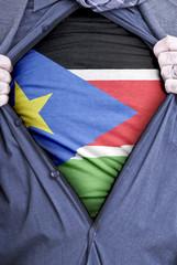 South Sudanese Businessman