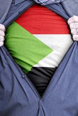 Sudanese Businessman