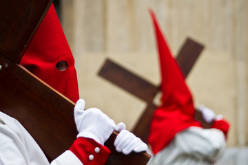 Holy week in Guadalajara - Spain