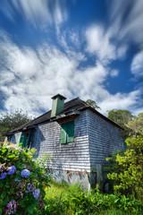 Case créole en bardot - Ile de La Réunion