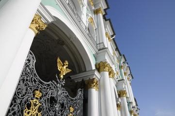 Tor zum Winterpalast, St. Petersburg