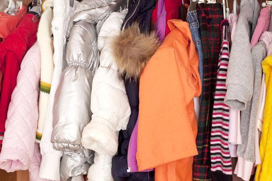 Armadio per vestiti