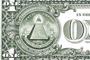 Dollar pyramid