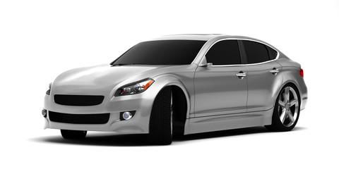 anonimous modern car