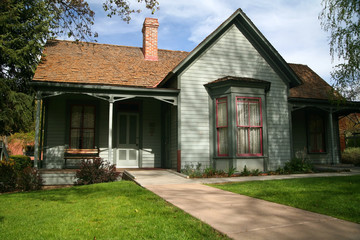 classical american home the end of 19 century