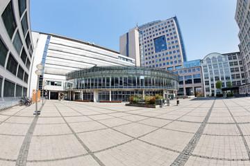 Campus Friedrich-Schiller-Universität Jena, Deutschland