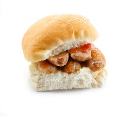 Sausage Butty