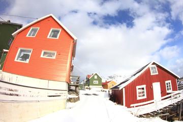 Henningsvær , the Venice of Lofoten