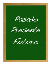 Past, now, future.