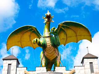 Wall Murals Dragons dragon