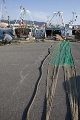 reti e pescherecci