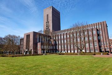 Rathaus Wilhelmshaven in Deutschland