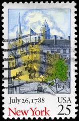 USA - CIRCA 1988 New York
