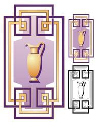 Greek Design with variations