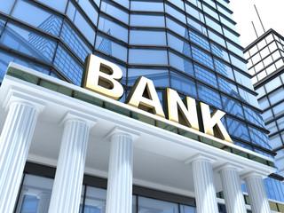 Build bank - fototapety na wymiar