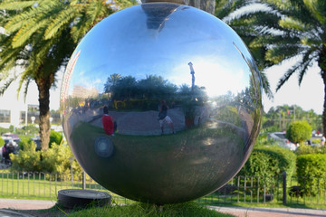 metal ball