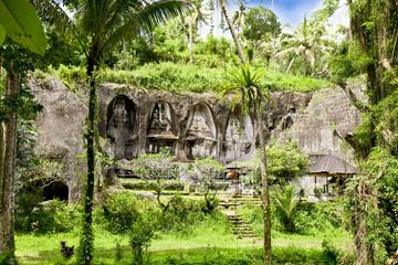 Gunung Kawi Temple at Bali, Indonesia