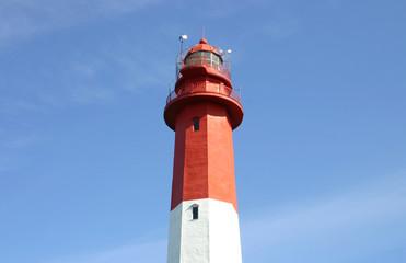 Beacon on island Naissaar