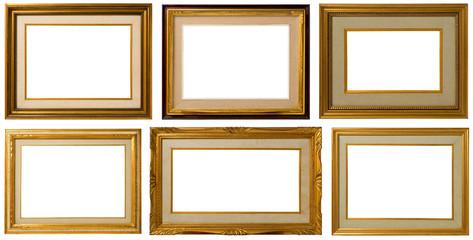 Golden frame Collection.