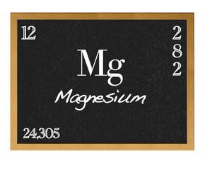 Magnesium.